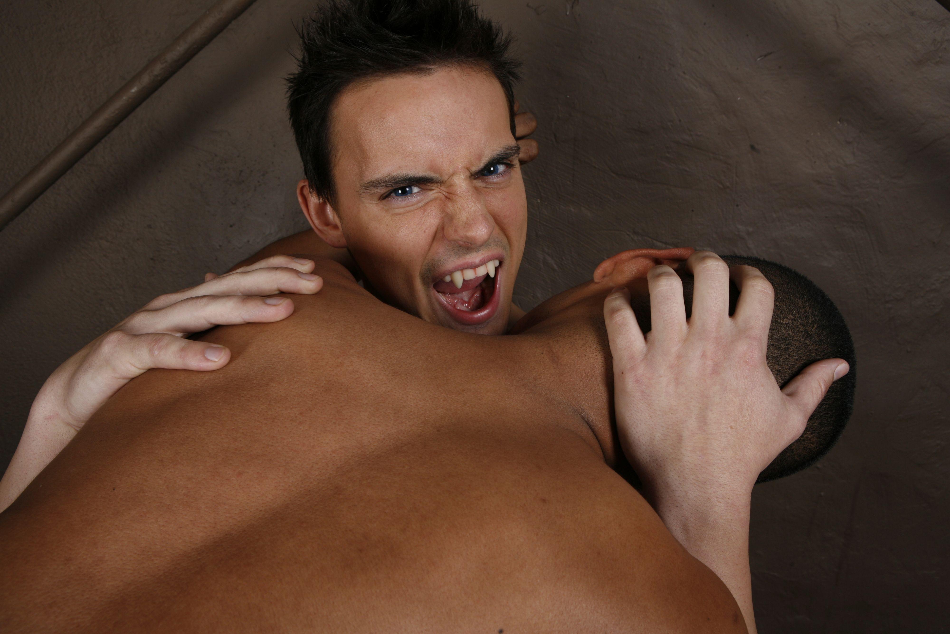 Gay story vampire