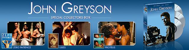 John Greyson Special Collectors Box Von John Greyson Im