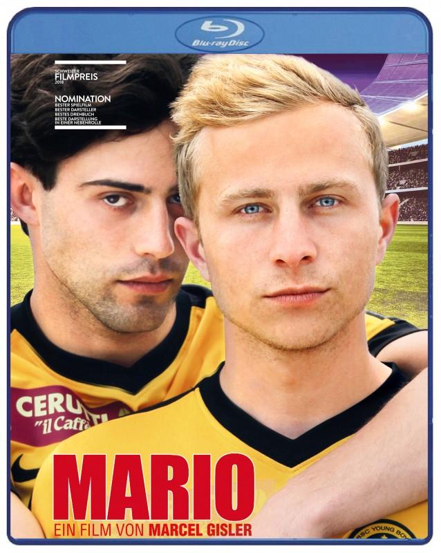 MARIO BR DVD