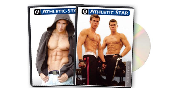 ATHLETEN - DVD-Paket (2DVD)