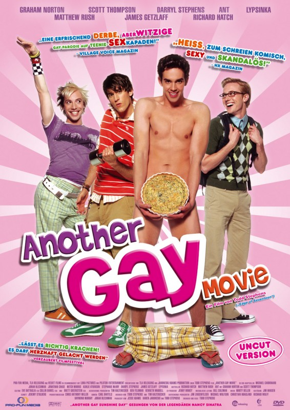 ANOTHER GAY MOVIE - uncut version