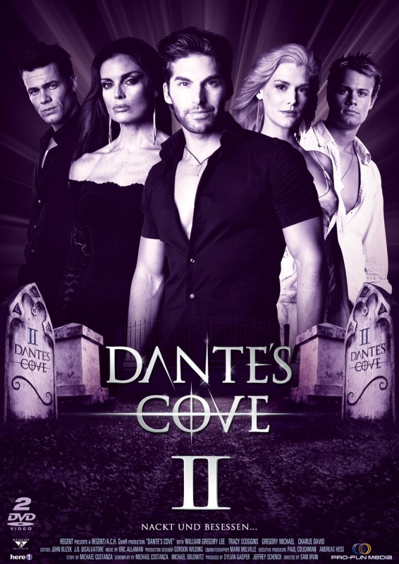 DANTE'S COVE - Season 2 (2 Disc Set)