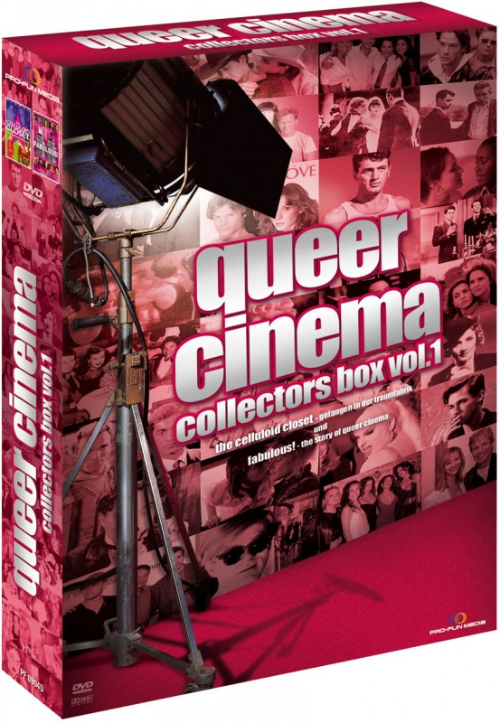 QUEER CINEMA Collectors Box - Vol.1 (2DVDs)