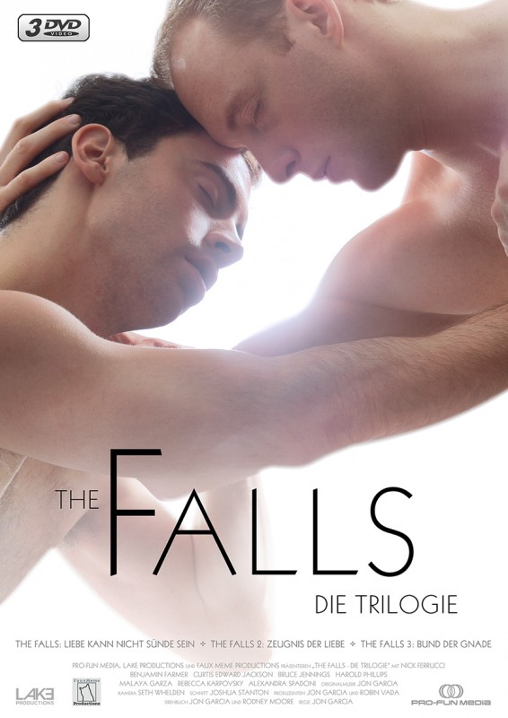 THE FALLS - Die Trilogie Box