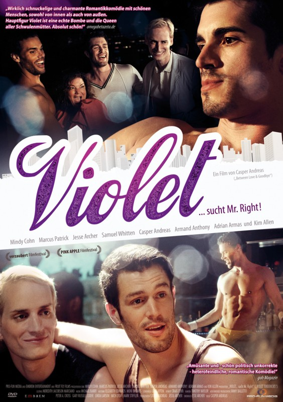 VIOLET... sucht Mr. Right!