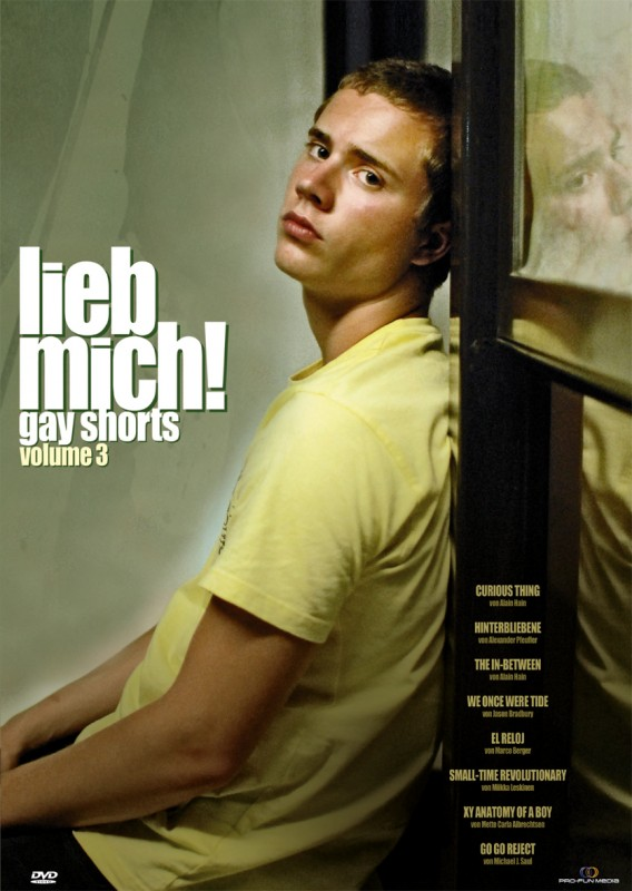 LIEB MICH! - Gay Shorts Volume 3