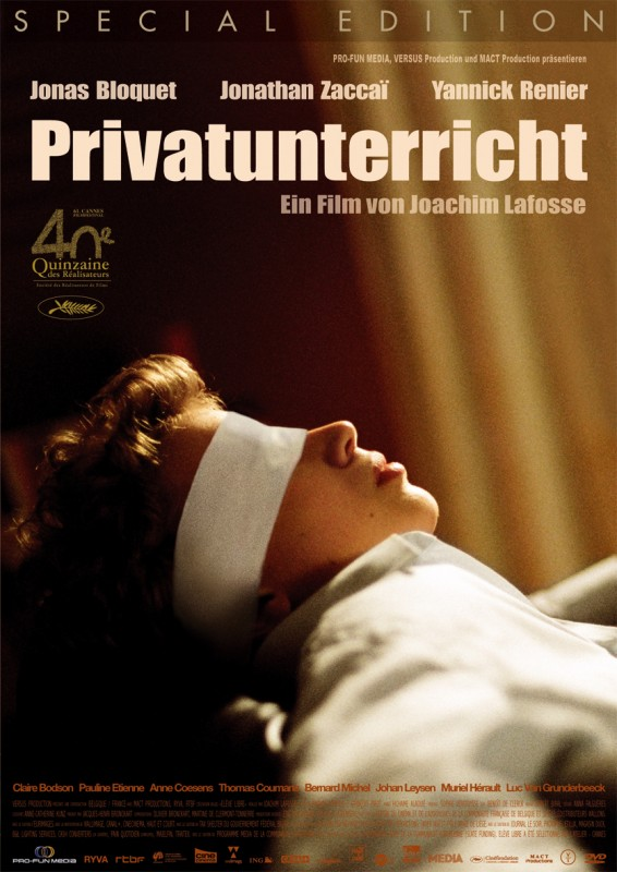 Privatunterricht - SPECIAL EDITION (Deutsche Fassung)