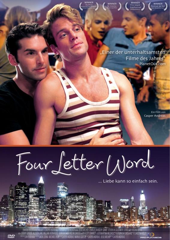 FOUR LETTER WORD ... Liebe kann so einfach sein