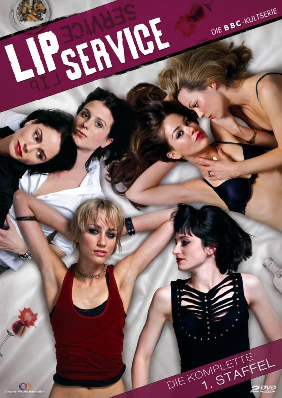 LIP SERVICE - Die komplette erste Staffel [2 DVDs]