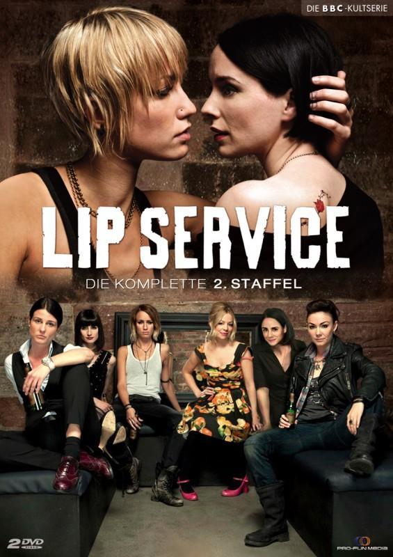 LIP SERVICE - Die komplette zweite Staffel [2 DVDs]
