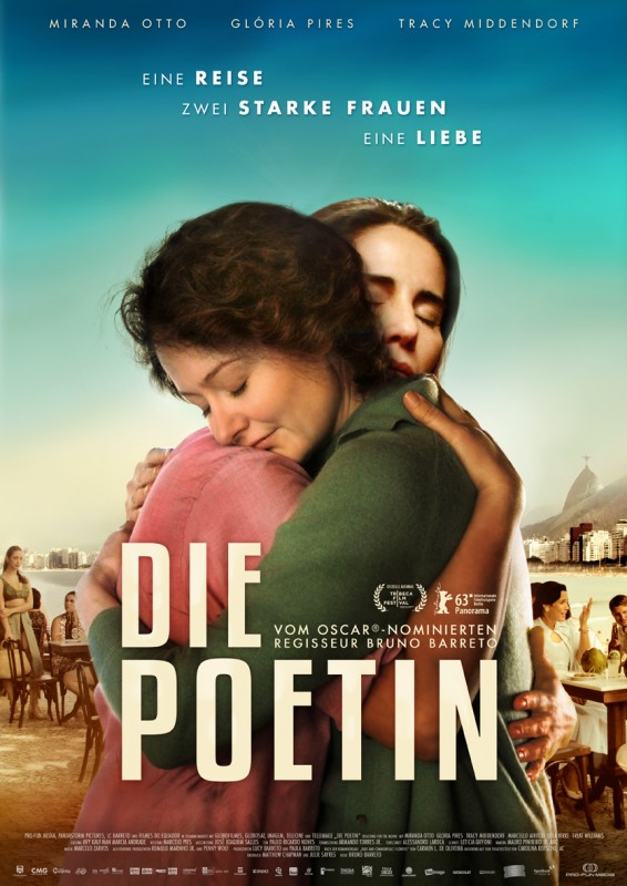 DIE POETIN (Reaching for the Moon) - L-Edition - Blu-ray Disc DVD