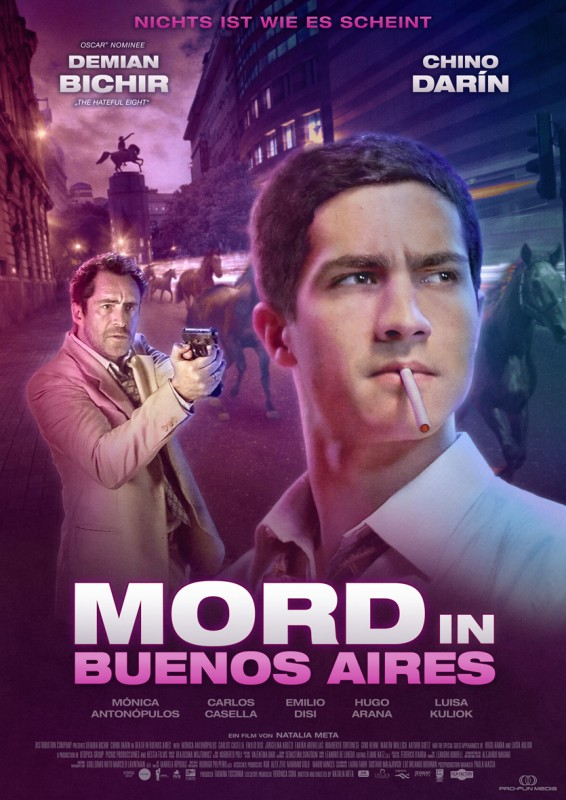 MORD IN BUENOS AIRES