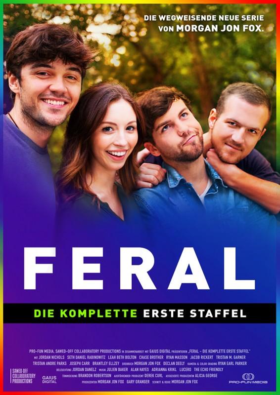 FERAL - Die komplette erste Staffel