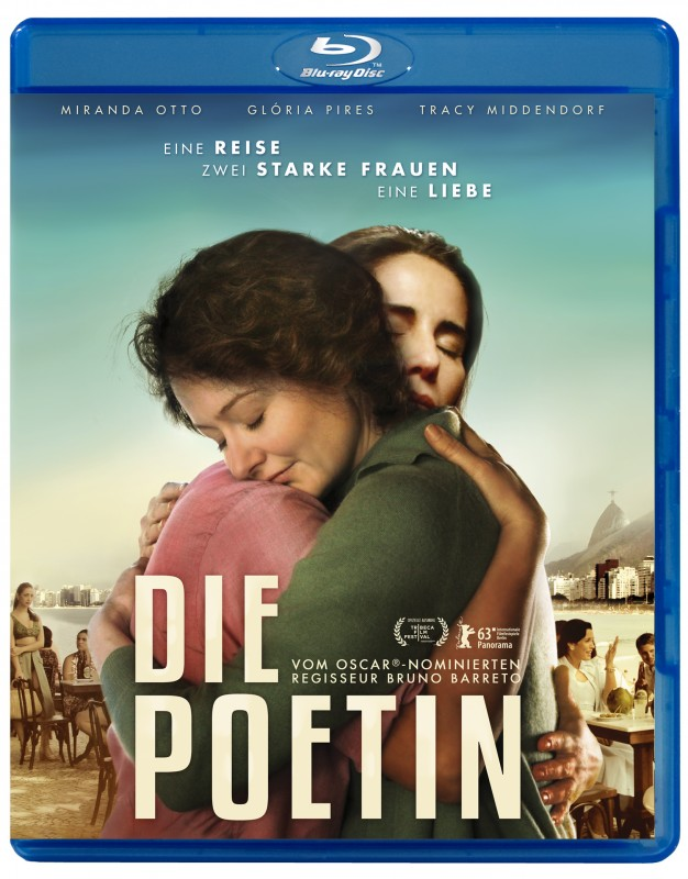 DIE POETIN (Reaching for the Moon) - L-Edition - DVD BLU-RAY DISC
