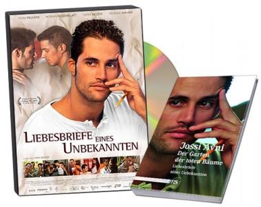 LIEBESBRIEFE EINES UNBEKANNTEN - DVD + BUCH SET