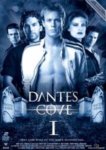 DANTE'S COVE - Season 1 (inkl. Pilotfilm - 2 Disc Set)