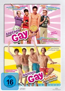 ANOTHER GAY MOVIE PACK - 2DVD