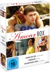 AMOUR Vol. 1 - BOX (3DVD)