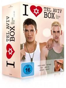 I LOVE TEL AVIV Box von Eytan Fox