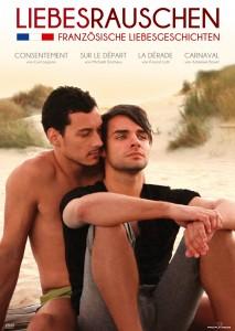 LIEBESRAUSCHEN - Französische Liebesgeschichten (Kurzfilmsammlung)