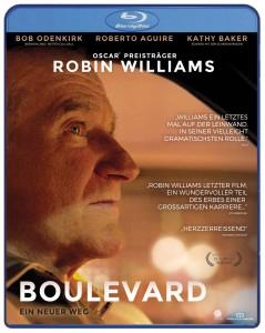 BOULEVARD BLU-RAY DISC