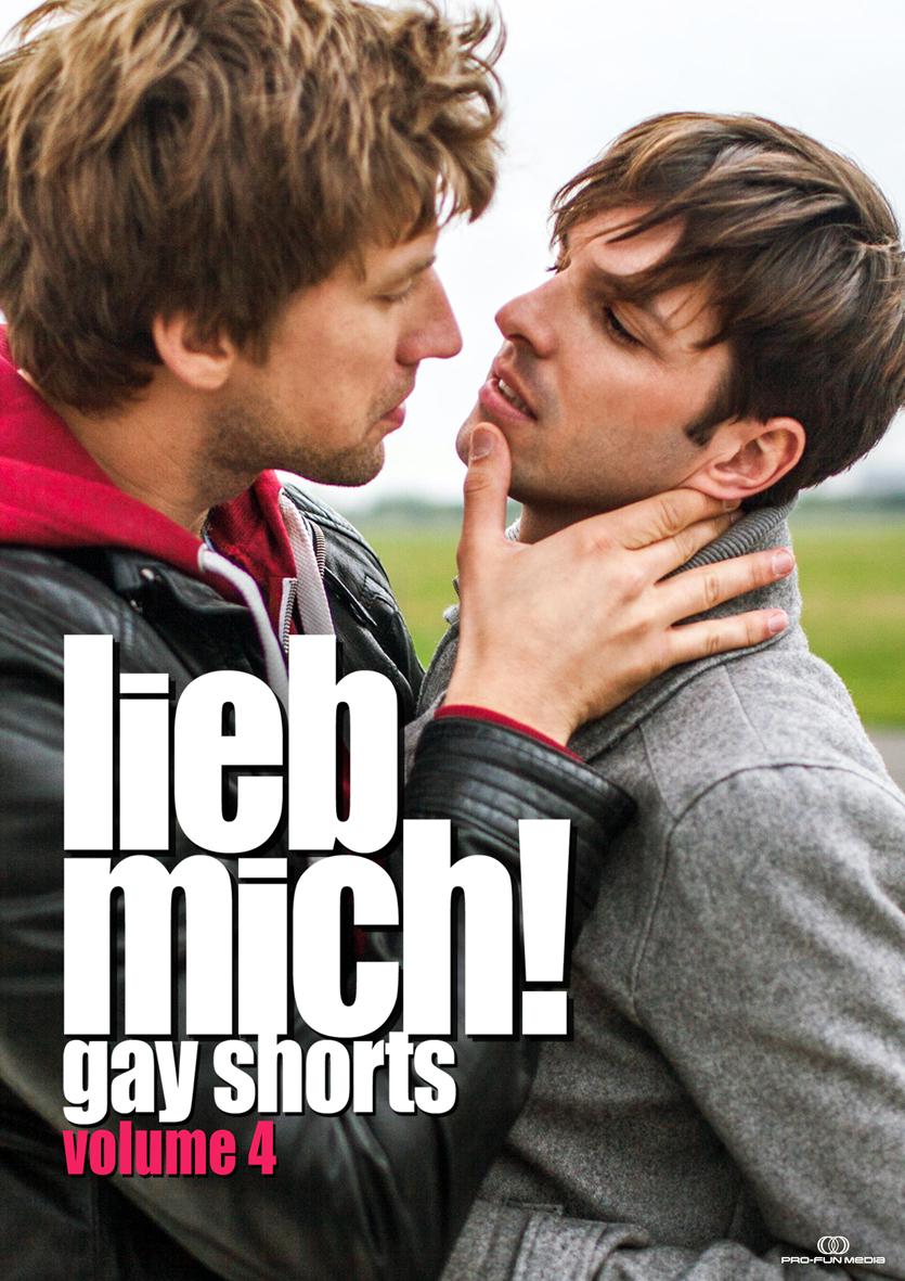 PRO-FUN MEDIA SHOP | LIEB MICH! - Gay Shorts Volume 4