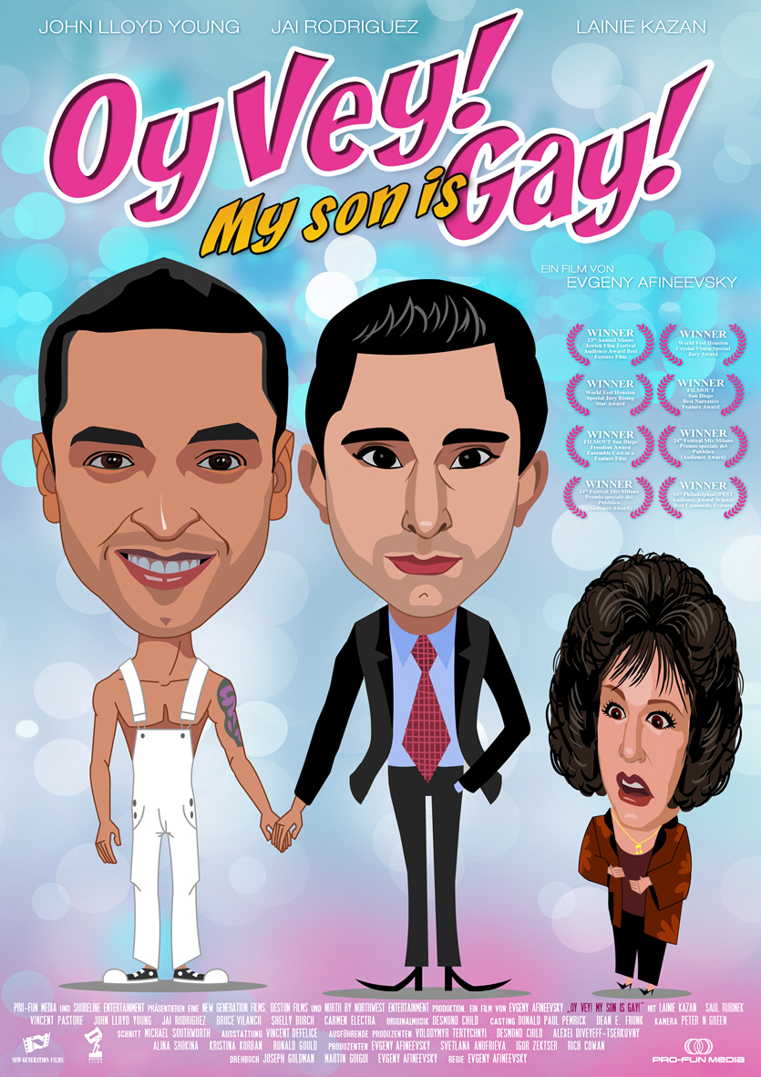 Oy Vey My Son is Gay Official Trailer (2014) - YouTube