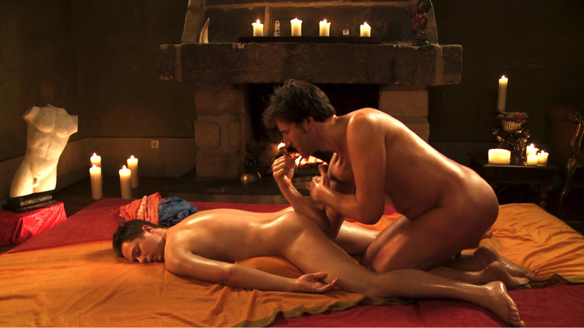 Эротический массаж геям 2 фотография